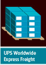 UPS Worldwide Express Freight